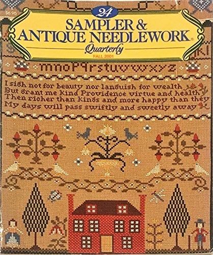 (Sampler & Antique Needlework Quarterly Fall 2001)