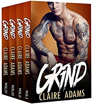 book cover of Grind