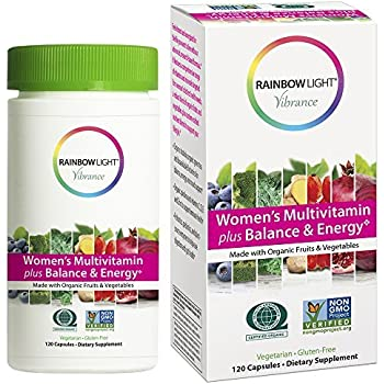Amazon Com Rainbow Light Women S One Multivitamin One