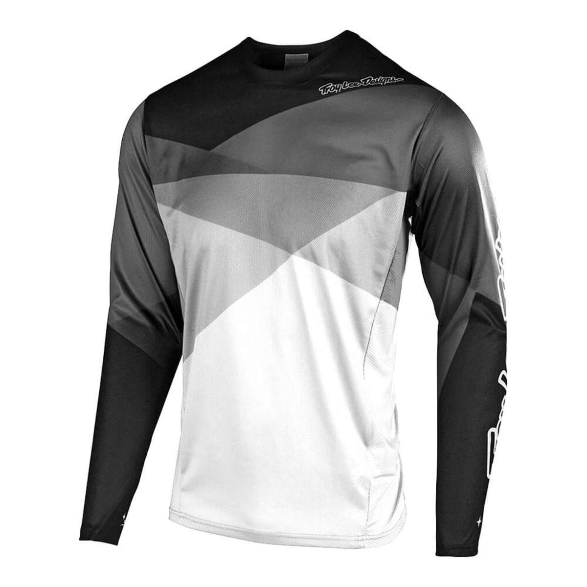 Troy Lee Designs Sprint Jersey - Men's Jet White/Gray, S