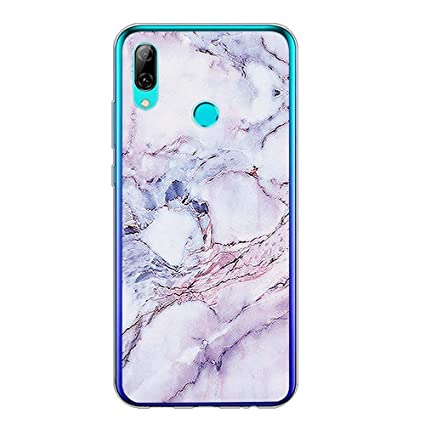 Amazon.com: Funda Huawei P Smart 2019, transparente, diseño ...