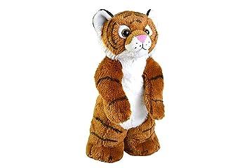 Amazon Com Wild Republic Tiger Plush Stuffed Animal Plush Toy