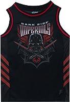 Star Wars Dark Side Imperials Mighty Fine Adult Mesh Basketball Tank Top T-Shirt