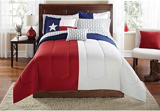 Texas Flag Print Design Sports Bag