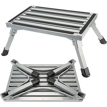 Amazon Com Cosco 1 Step Folding Step Stool Without Handle