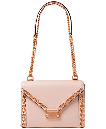 9d686de32329 MICHAEL Michael Kors Whitney Studded Frame Shoulder Bag