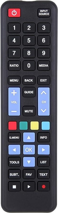 Samsung y LG TV de mando a distancia sin función Smart – Funciona con todos los LG y Samsung televisores – A partir de 2000 Remote Control Mando a distancia Venton: Amazon.es: Electrónica