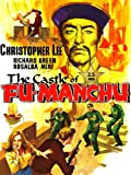 The Castle of Fu Manchu [VHS Retro Style] 1969