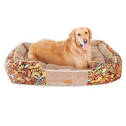 Cama perro Camas ortopédicas indestructibles de la Perrera del Perrito de la Cama Media del Perro