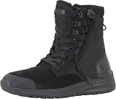 Cargo High-Top Sneakers Shoes