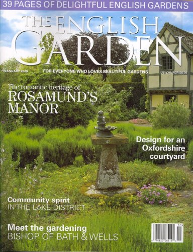 English Garden, January 2009 Issue
