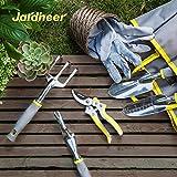 Jardineer Garden Tools Set, 8PCS Heavy Duty