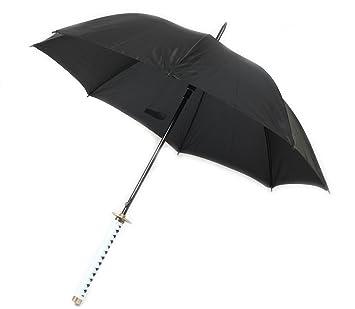 Patr?n CosStyle Kasasamurai (samurai) paraguas de estilo espada espada samurai mango Enma