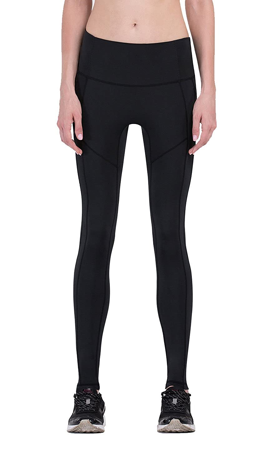 7bb6ffb427686 Fringoo ® Women s Compression Leggings Workout Tights Running Fitness  Pillates Yoga Pants Base Layer Bottom S M L XL ☆ BEST QUALITY GUARANTEED ...