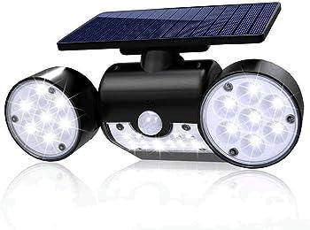 Ollivage 300 Lumens Solar Security Light