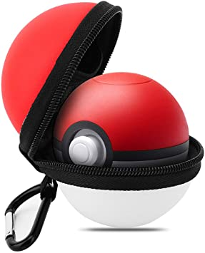 MoKo Funda Protectora Compatible con Nintendo Switch Poke Ball ...