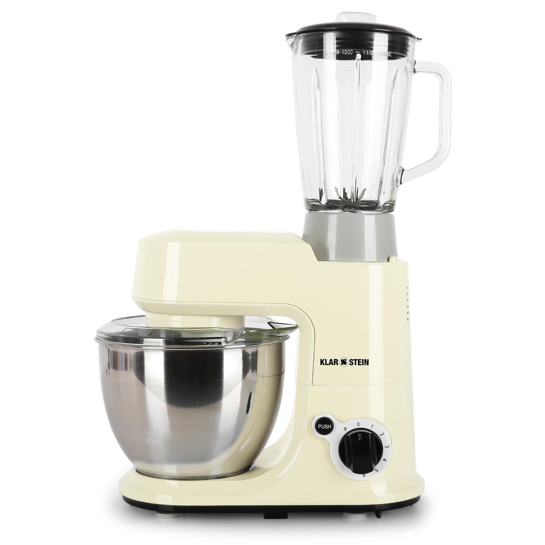 Amazon.de: Klarstein Carina Morena Set Universal-Küchenmaschine ...