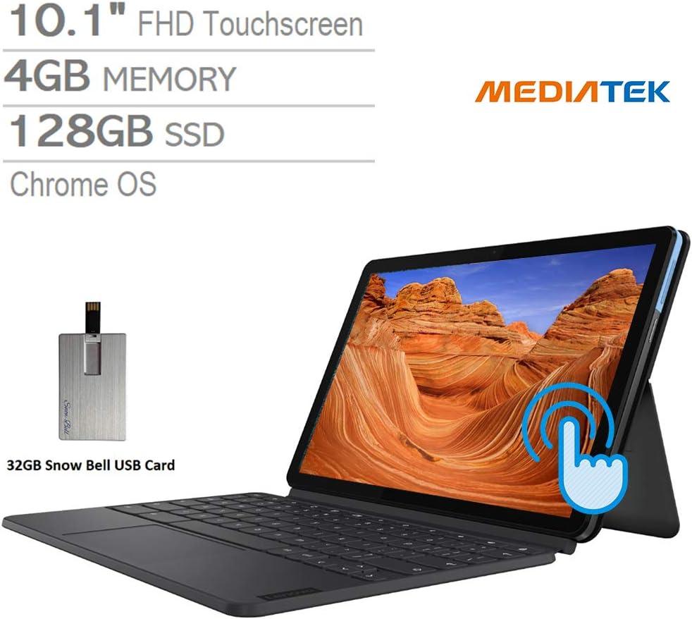 2020 Lenovo Chromebook Duet 2-in-1 10.1