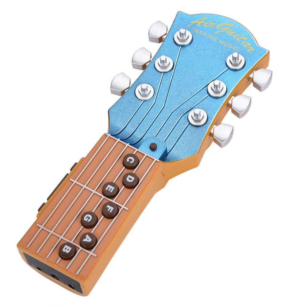Cozyhoma Mini Guitarra eléctrica de Aire para niños Rhythm Inspire: Amazon.es: Jardín
