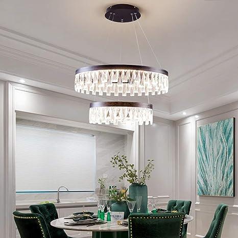 LED Lighting Chandelier Living Bed Dining Fitting Home Modern Pendant Lampshade