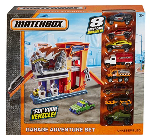 car garage playset - 4