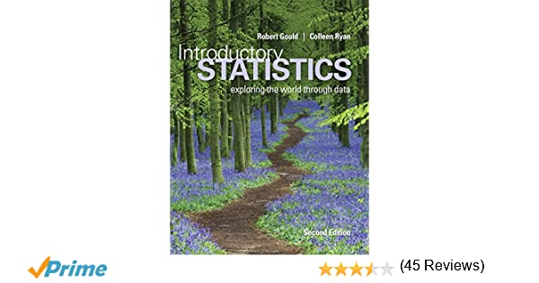 Amazon introductory statistics 2nd edition 9780321978271 amazon introductory statistics 2nd edition 9780321978271 robert n gould colleen n ryan books fandeluxe Gallery