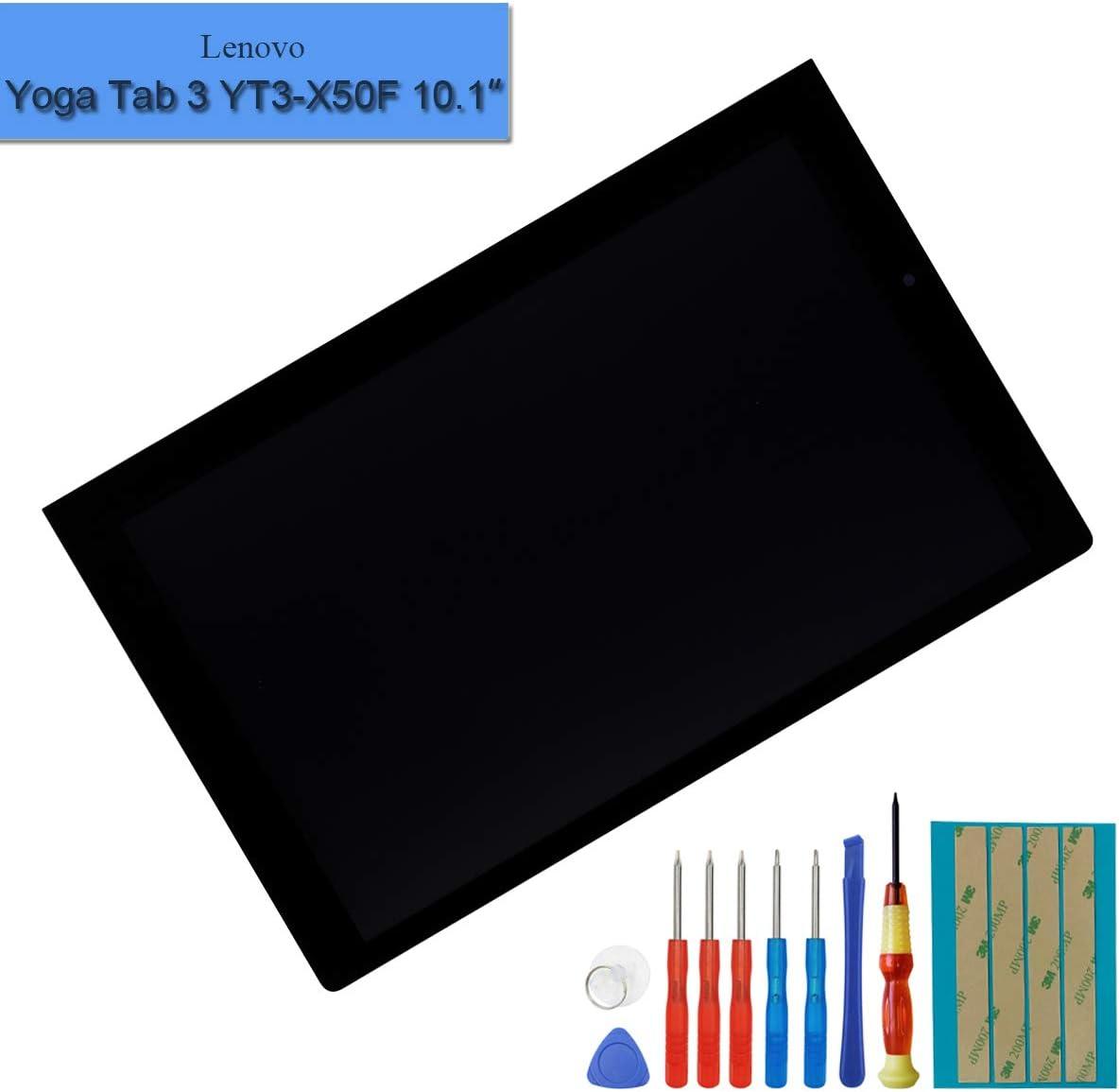modulo display Lenovo Yoga Tab 3 YT3-X50F 10.1 LCD