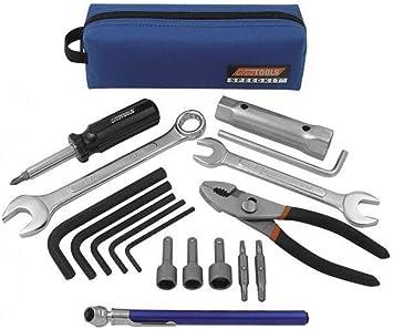 Estuche escolar herramientas CruzTOOLS Tool Kit Speed Harley davidson-skhd: Amazon.es: Coche y moto