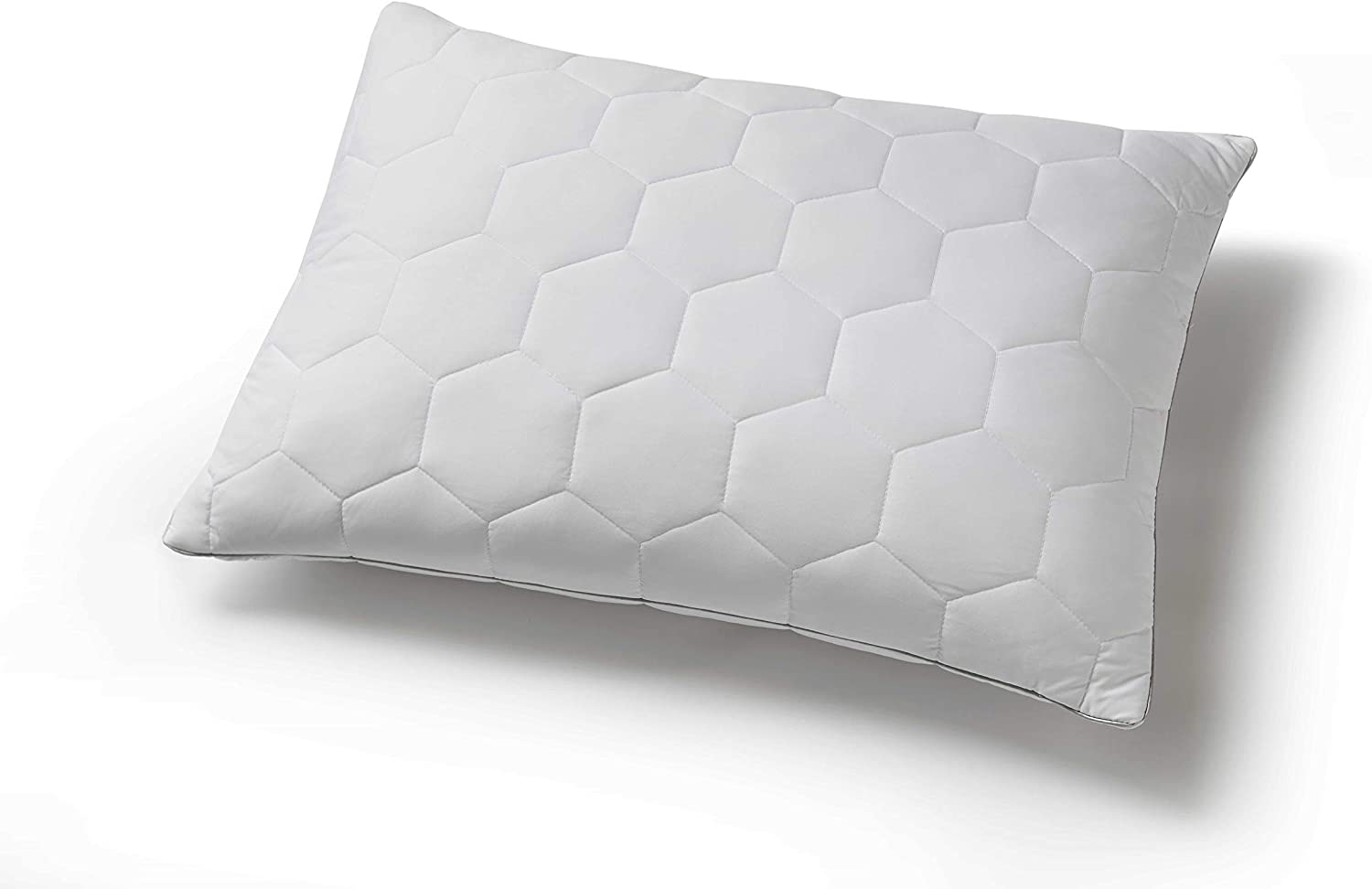 SHEEX - Original Performance Down Alternative Stomach/Back Sleeper Pillow, Perfectly Aligns Head and Neckneck for Better Sleep, All The Softness Without Allergies - King