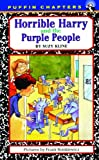 Horrible Harry and the Purple People, Suzy Kline, 0613195159