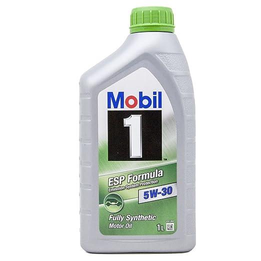 10 opinioni per Mobil 1 ESP Formula 151054 5W30- Olio motore completamente sintetico, 1 l