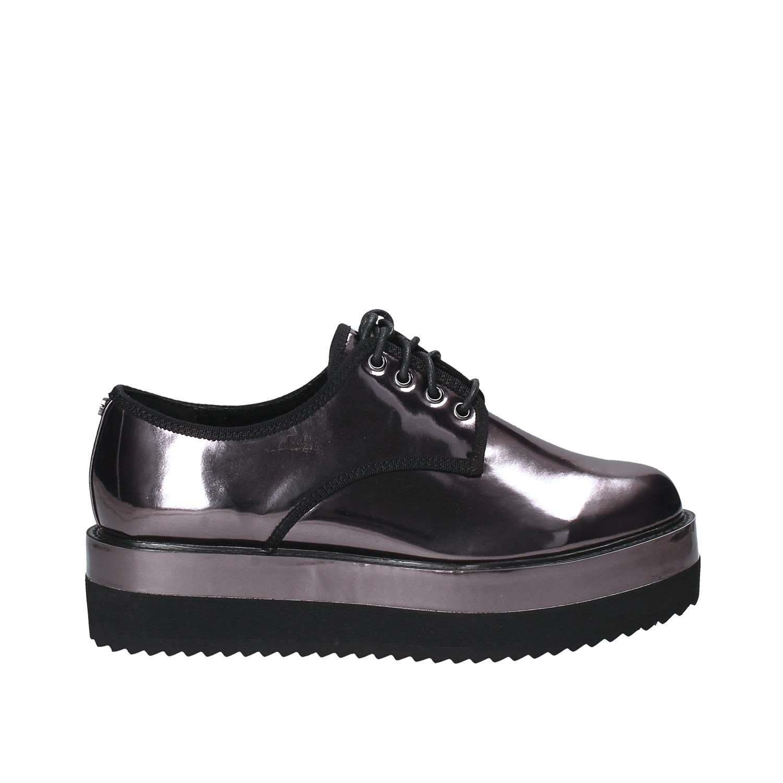 GUESS FLMIN3 LEL13 Zapatos Casual Mujeres 38 EU|Gris