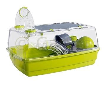 outlet on sale order online wholesale sales Cage à hamster Cage pour souris avec tubes fermé Rongeurs ...