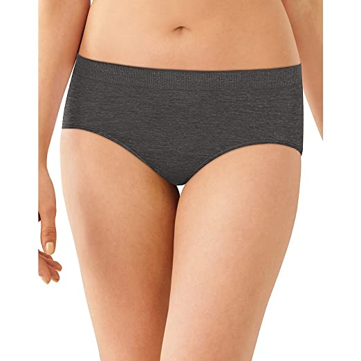 0b02615351 Barely There by Bali Women`s Comfort Revolution Microfiber Seamless Hipster