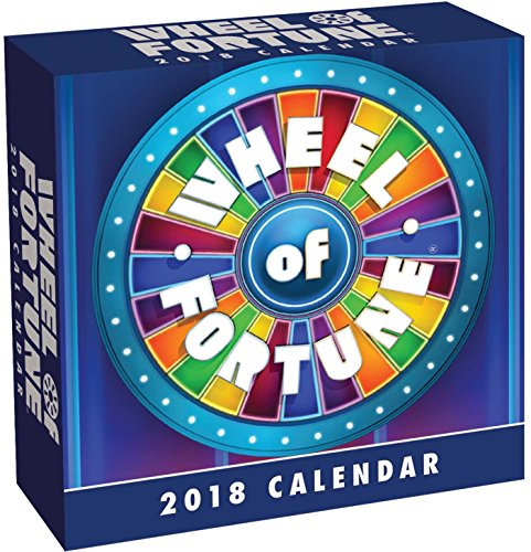 Wheel of Fortune 2018 Day-to-Day Calendar