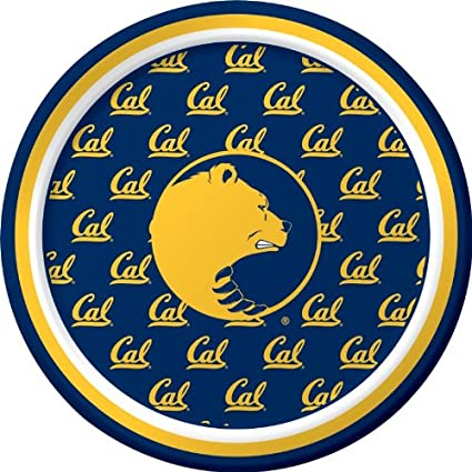 Amazon Creative Converting Uc Berkeley Golden Bears Dessert