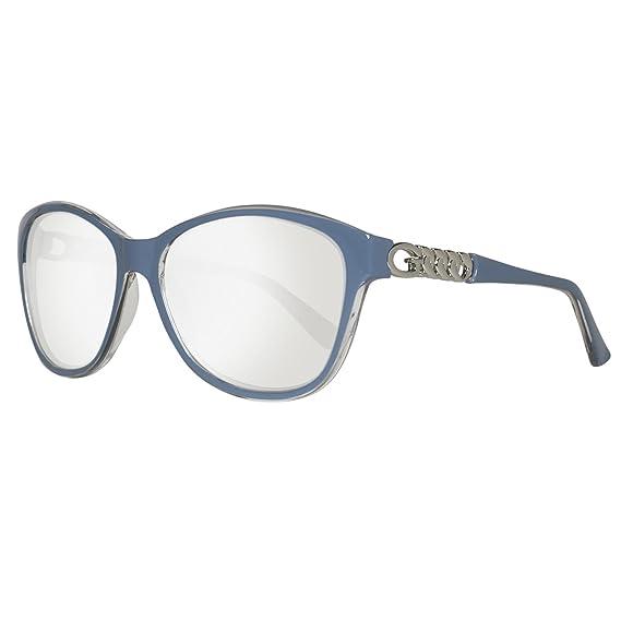 GUEX5 Sonnenbrille GU7451 5890C, Montures de Lunettes Femme, Bleu (Blau),  58  Amazon.fr  Vêtements et accessoires b504b96e3904