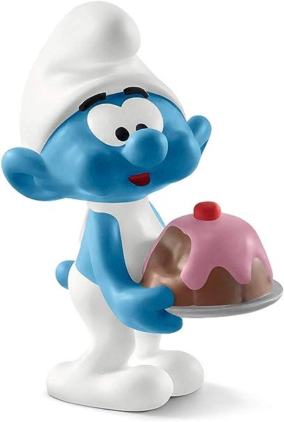 Schleich Smurf No The Smurfs 20811 Hefty Smurf figure