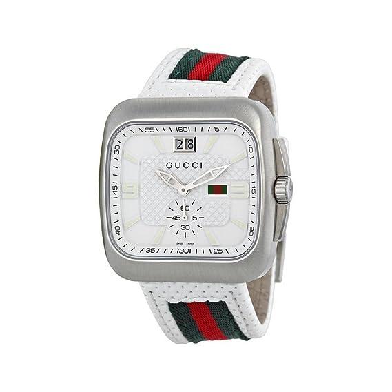 Reloj Gucci Hombre  Amazon.es  Relojes 76b50f84786