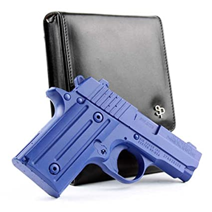 Amazon com : Sneaky Pete Holster for Sig Sauer P238 (Belt