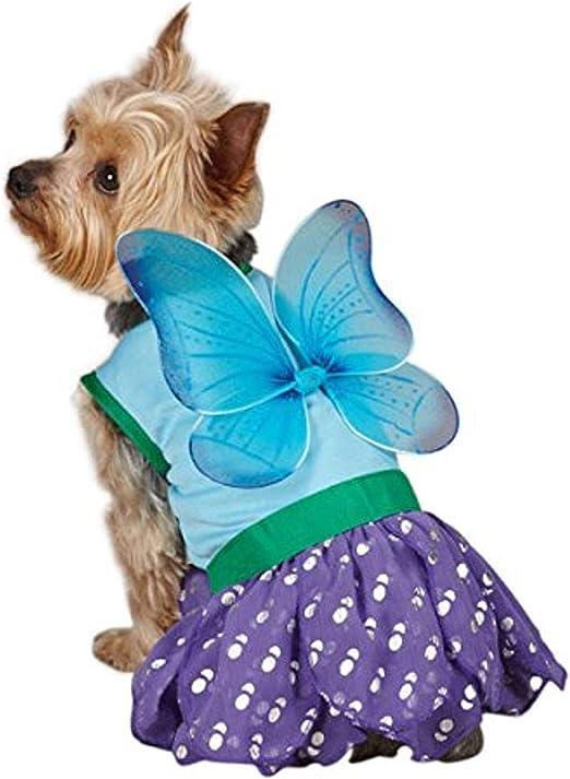 Casual Canine Disfraz de Hada de Bosque de poliéster para Perro ...