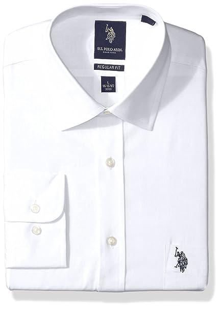 U.S. Polo Assn. Camisa de Vestir 02bf26ae17da0