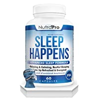 Sleep Aid for Adults - Deep Sleep and Anxiety Relief.Best Sleeping Pill for Energized...
