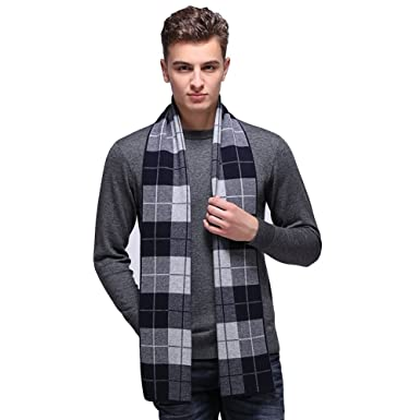 Meiwo Australian Merino Wool Scarf Fashions Knitting Scarf Male Warm