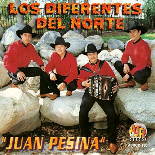 Amazon.com: Juan Pesina: Los Diferentes Del Norte: MP3 Downloads