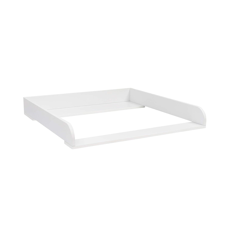 Accesorio cambiador de beb/és PuckDaddy Testsieger con bordes extra redondos para C/ómoda IKEA Malm