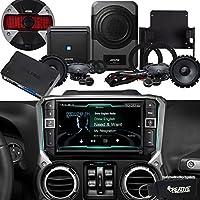 Alpine Restyle X209-WRA 9 GPS, Radio, HCE-TCAM1-WRA Rear View Camera & PSS-21WRA Sound System & Accessory Controller