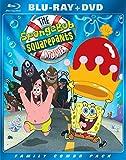 DVD : The SpongeBob SquarePants Movie (Two Disc Blu-ray/DVD Combo)