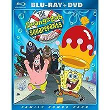 The SpongeBob SquarePants Movie (Two Disc Blu-ray/DVD Combo) (2004)