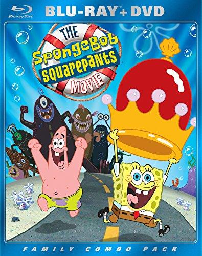 The SpongeBob SquarePants Movie (Two Disc Blu-ray/DVD Combo)
